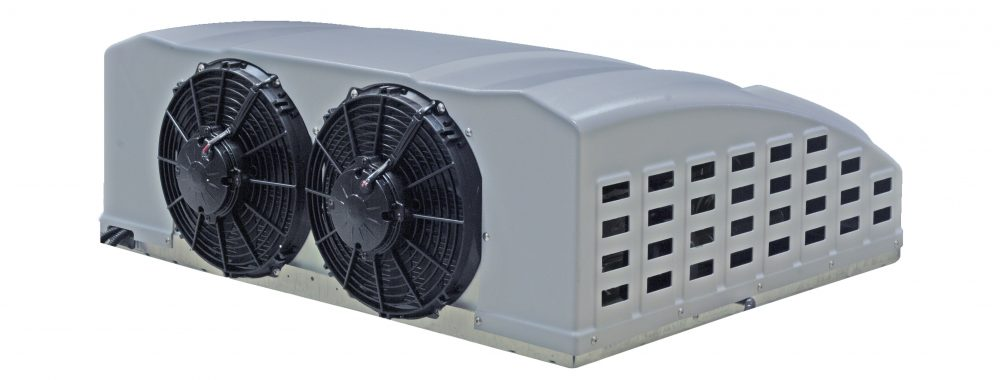 klimatyzacja do pojazdów i maszyn