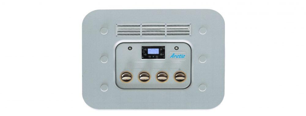 klimatyzator do pojazdów i maszyn 24v